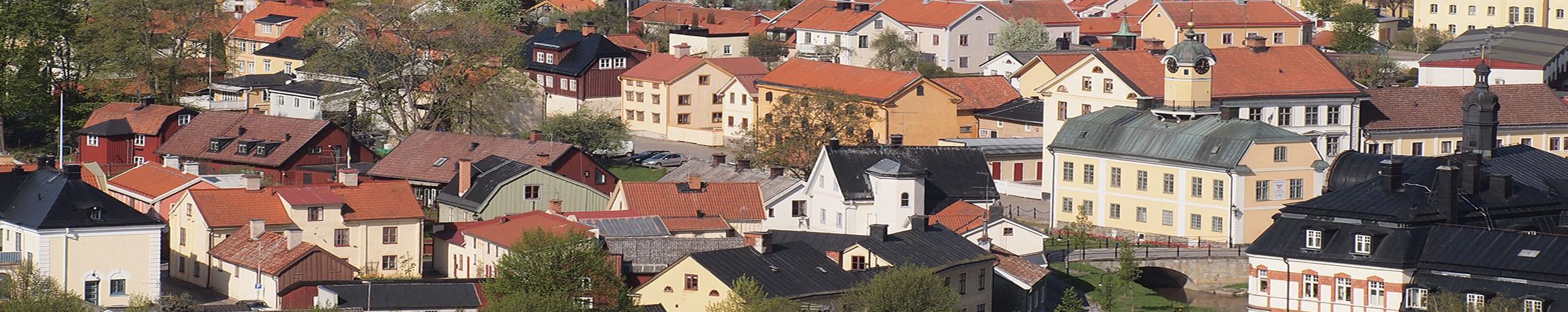 Översiktsbild Söderköping